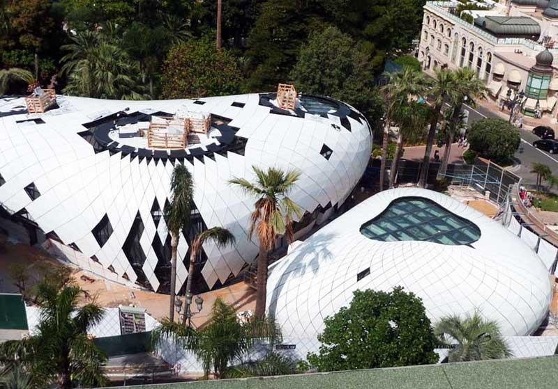 Les Jardins de Boulingrins, Mónaco